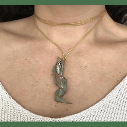 collar espiral