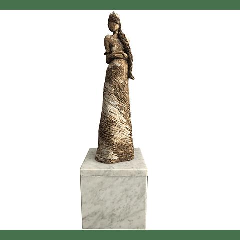 Escultura Zoe