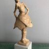 Escultura sara
