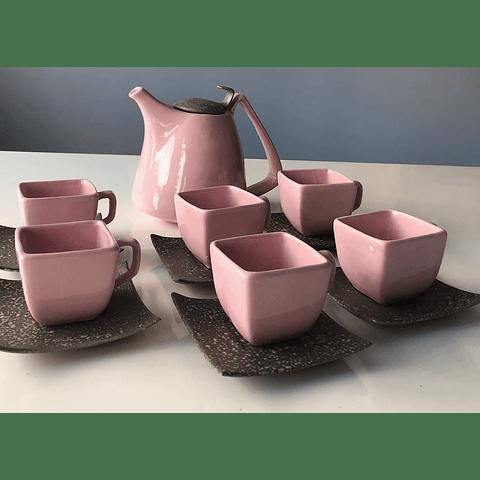 Set Tetera con tazas