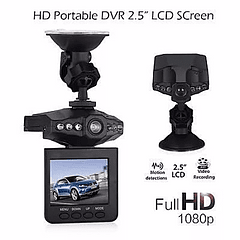 Cámara De Video HD Para Auto