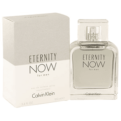 Perfume para Hombre Eternity now de Calvin Klein 100 ml