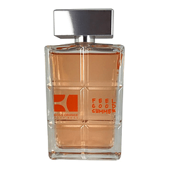 Perfume para Hombre Orange Feeling Good Man de Hugo Boss 100 ml