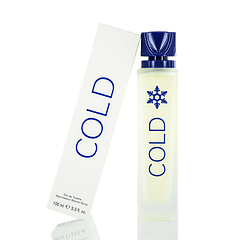 Perfume Unisex Cold de Benetton 100 ml
