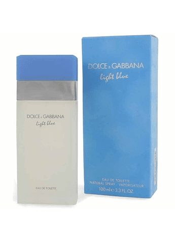 Perfume para Mujer Light Blue de Dolce&Gabbanna 100 ml