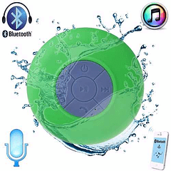 Parlante Ducha Bluetooth Portatil