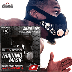 Mascara Elevation Training Mask 2.0