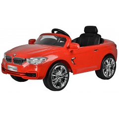 AUTO BMW MOD. 4 SERIES COUPE ROJO