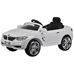 Auto BMW Serie 4 Coupe (Blanco) con MP3
