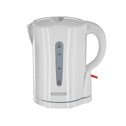 HERVIDOR BLACK + DECKER BLANCO KE21441-CL