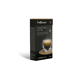 Cápsulas Caffesso Lungo Forte