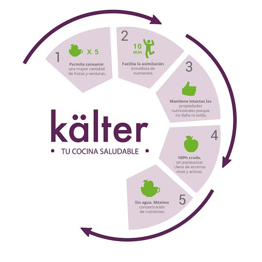Extractor de Jugo Kalter