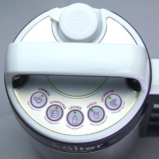 Máquina para Sopas y Leches