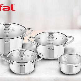 Bateria de cocina Simpleo 7 piezas Tefal