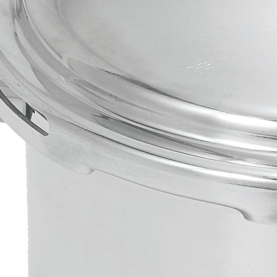 Olla a Presion 6 Lts Aluminio Tefal