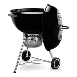 "Parrilla a carbón Original Kettle Premium, 22"" Marca Weber"