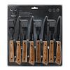 Set Cuchillos y Tenedores 8 Piezas  Marca Wayu