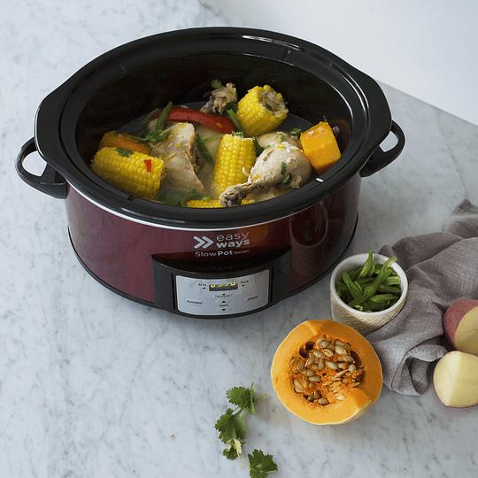 Sistema de Cocción Lenta Slow Pot Design Marca EasyWays