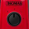 Licuadora Negro y Rojo TH-320V Marca Thomas