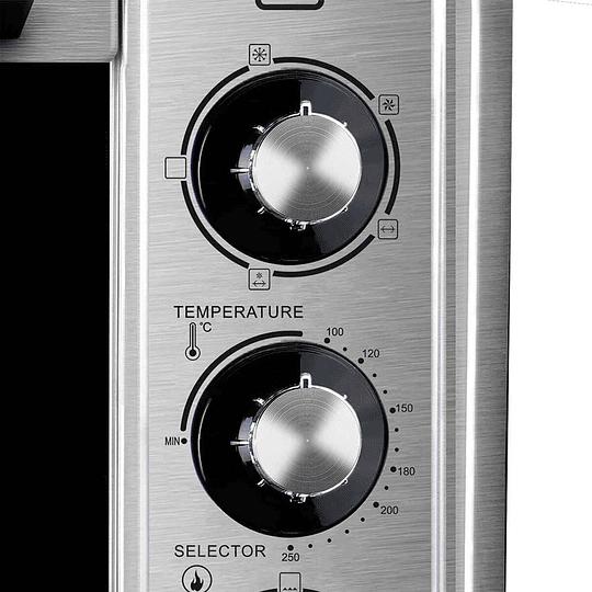Horno Eléctrico 80ltrs TH-80I Marca Thomas