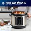 Multi-olla rápida XL 7,5 litros y 14 funciones Marca Oster CKSTPCEC8801