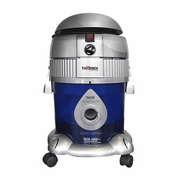 Aspiradora Hydrofilter Heavy Duty Con Filtro de Agua Marca Thorben