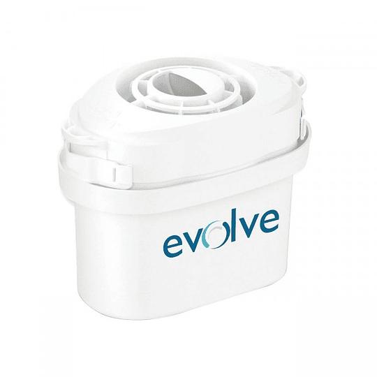 Pack 6 Filtro de Jarra Purificadora de Agua Evolve Marca Thorben