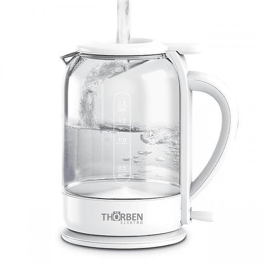 HERVIDOR THORBEN FILL&CLEAN GLASS