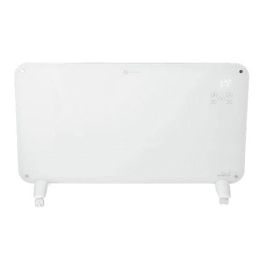 Panel Calefactor Muro/Piso de Cristal WiFi SmartHome 15 m2 1000 W betterlife CG-10LED