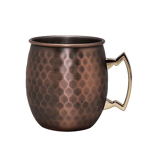 Copper Mug Set 2 Tazas Cobre Marca Wayu Asado Parrilla