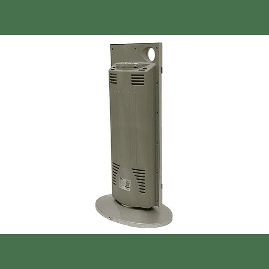 CALEFACTOR VERTICAL Estufa Fibra Carbono NSB120K6 MARCA KENDAL