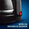 Cafetera De 5 Tazas Con Filtro Permanente Bvstdc05 Oster