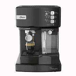 Cafetera De Espresso Oster Primalatte Bvstem6603b Negra