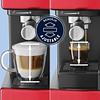 Cafetera De Espresso Oster Primalatte Bvstem6603b Roja