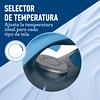 Plancha de vapor con base de cerámica GCSTBS6052 Marca Oster