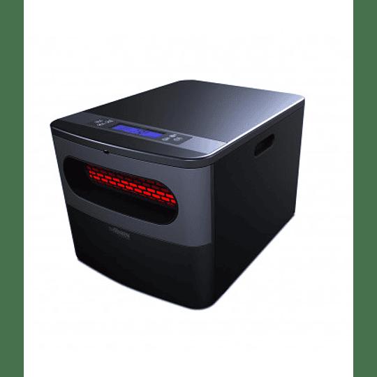 Estufa Infrarroja 3 en 1 Thor Compact Wifi Marca Thorben