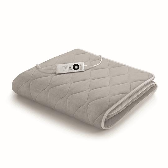 Scaldasonno Individual Grey Velvet 150x80 Marca Imetec