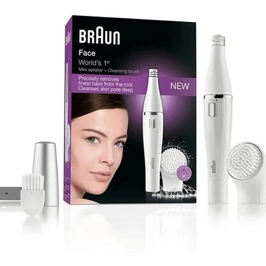 Depiladora Facial Braun Face 810