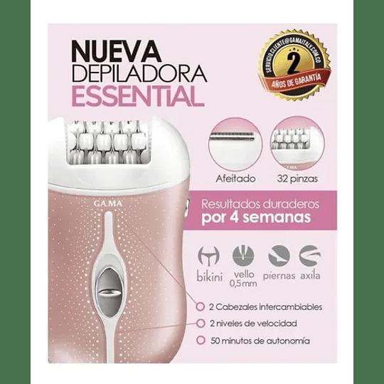Depiladora De Pinzas Gama Essential Apta Para Todo El Cuerpo