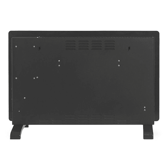Calefactor Convector Somela T 5° - 50° C Black Glass Max