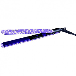 Alisador De Pelo Marca Siegen G-3512D2 Purpura
