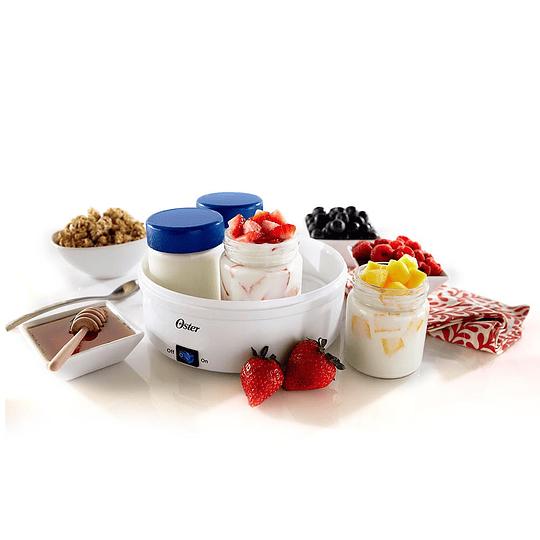 Yogurtera Oster Pequeña especial para yogur griego CKSTYM1001