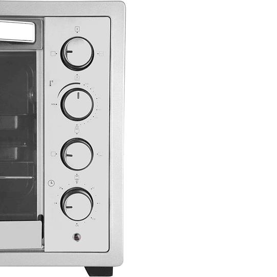 Horno Eléctrico Somela 50 Litros Steel Oven