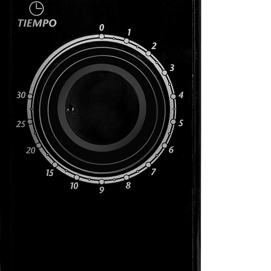 Microondas Somela Fancy 1700 negro 17L