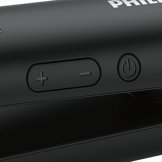 Plancha de cabello Philips StraightCare BHS674