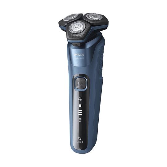 Afeitadora Philips Series 5000 S5582 azul océano 100V/240V