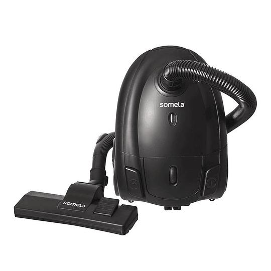 Aspiradora Handy Clean Black 1400 Marca Somela