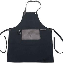 Delantal De Cocina Premium Marca Wayu Parrillero Asado Parrilla