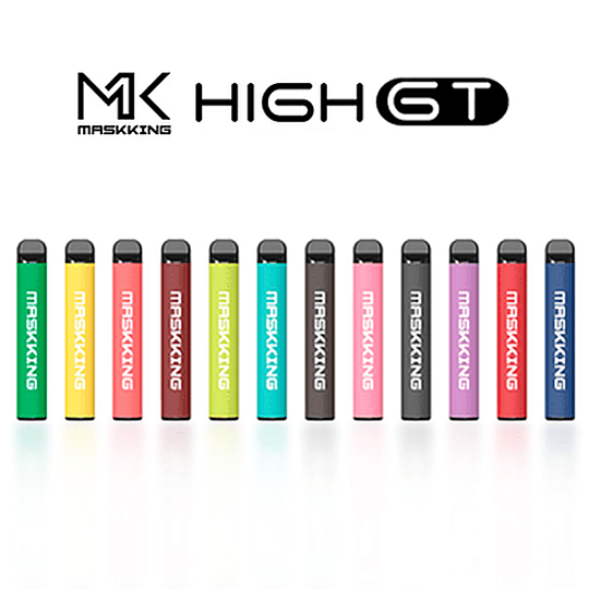 Maskking High GT - Image 1