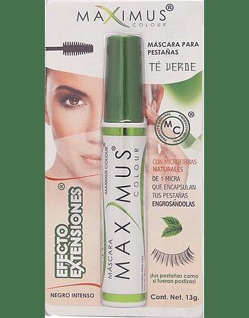 Mascara de Pestañas - Té Verde - Color Negro